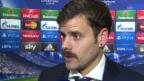 Video «Fussball: Interview mit Tranquillo Barnetta» abspielen