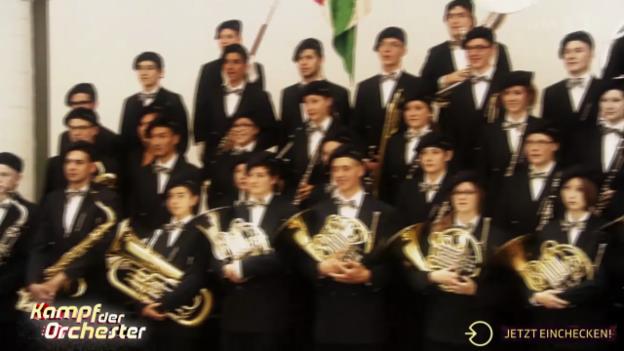Video «Orchester-Porträt der Jugendmusik Kreuzlingen» abspielen