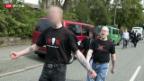 Video «Europaweite Razzia gegen Neonazis» abspielen