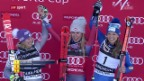 Video «Shiffrin siegt in Courchevel» abspielen