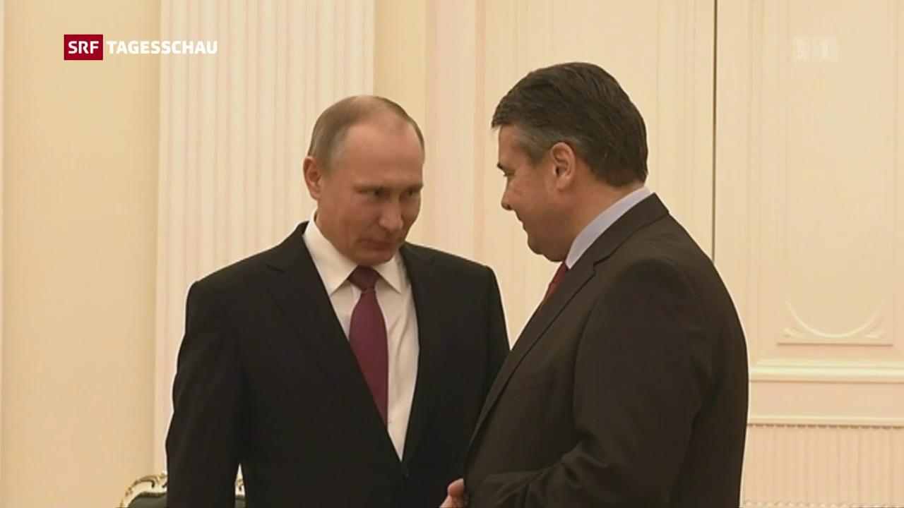 SPD auf Kuschelkurs mit Russland
