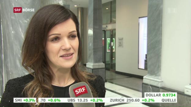 Video «SRF Börse vom 03.10.2016» abspielen