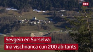 Laschar ir video «Il chor maschadà Sevgein tar #BarattaChor»