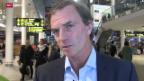 Video «Tennis: Heinz Günthardt zu Federers Trennung von Annacone» abspielen
