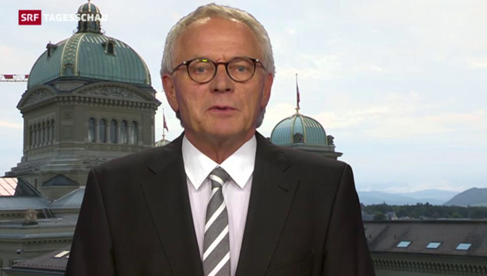 Einschätzung von Bundeshausredaktor Hans Bärenbold