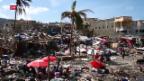 Video «Staatstrauer in Haiti» abspielen
