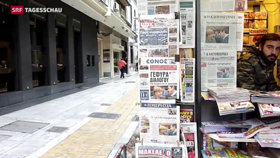 Griechischer Balanceakt