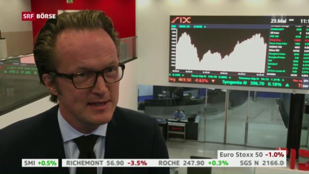 Video «SRF Börse vom 23.05.2016» abspielen