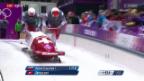 Video «Bob: Hefti/Baumann holen die Silbermedaille» abspielen