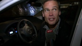 Video «Renzo Blumenthal: Das «Puff» im Auto» abspielen