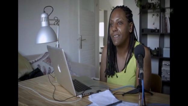 Video «Meron Estefanos: «Ich tue alles, damit das aufhört»» abspielen