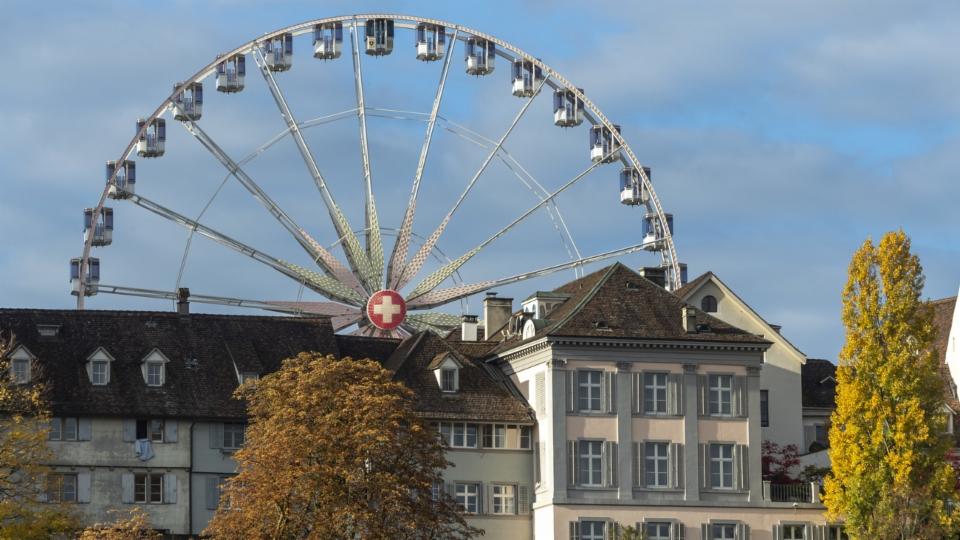 Die grösste Schweizer Herbstmesse findet statt - aber nur mit Zertifikat