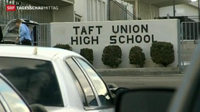 Erneut Schüsse an einer US-Schule