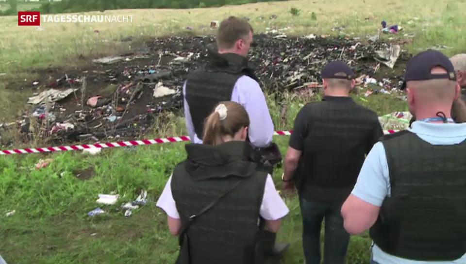 MH17-Absturz: Die Opfer und immer neue Rätsel