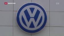 Video «Bundesanwalt ermittelt im VW-Skandal» abspielen