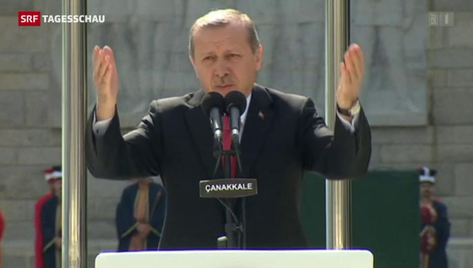 Türkei gedenkt der Opfer der Schlacht von Gallipoli