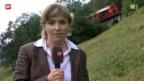 Video «Glacier Express entgleist - ein Todesopfer und 42 Verletzte» abspielen