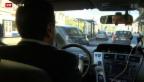 Video «Wirbel um den Fahrdienst Uber» abspielen