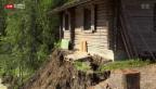 Video «Blockhaus droht der Abriss» abspielen