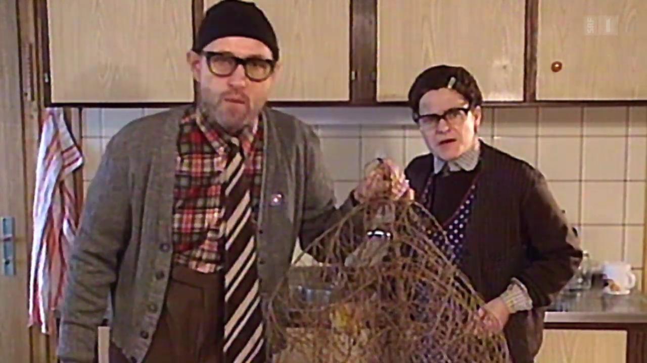 Duo Fischbach und der Weihnachtsbaum