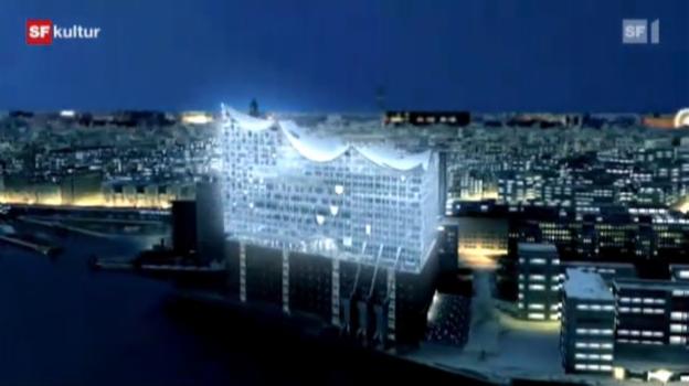 Video «Elbphilharmonie Hamburg» abspielen