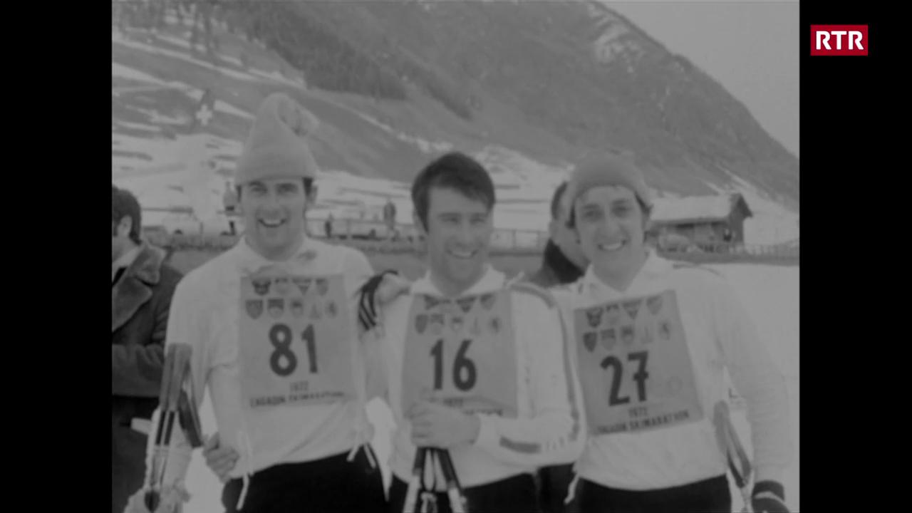 Flury Koch cun nov temp da record al Maraton da skis