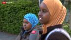 Video «Kopftuch-Verbot auf der Schulbank» abspielen