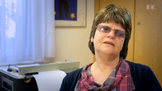 Video «Die Blindenbotschafterin» abspielen