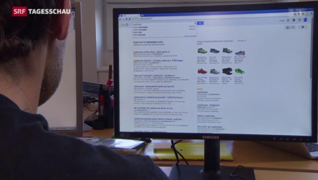 Video «EU geht gegen Google vor – es drohen Milliardenbussen» abspielen
