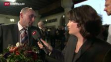 Video «Berner Wahlen und Reaktionen» abspielen