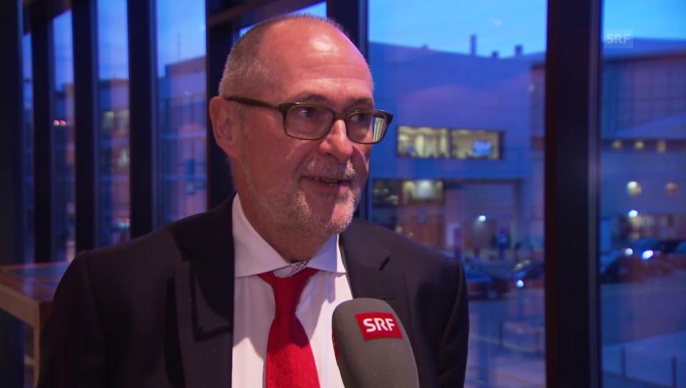 Peter Gilliéron zur Wahl Infantinos