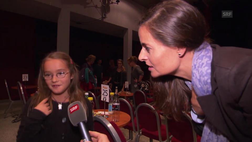 Nina Studer: Darum möchte ich mein Mami wegzaubern