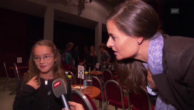Video «Nina Studer: Darum möchte ich mein Mami wegzaubern» abspielen