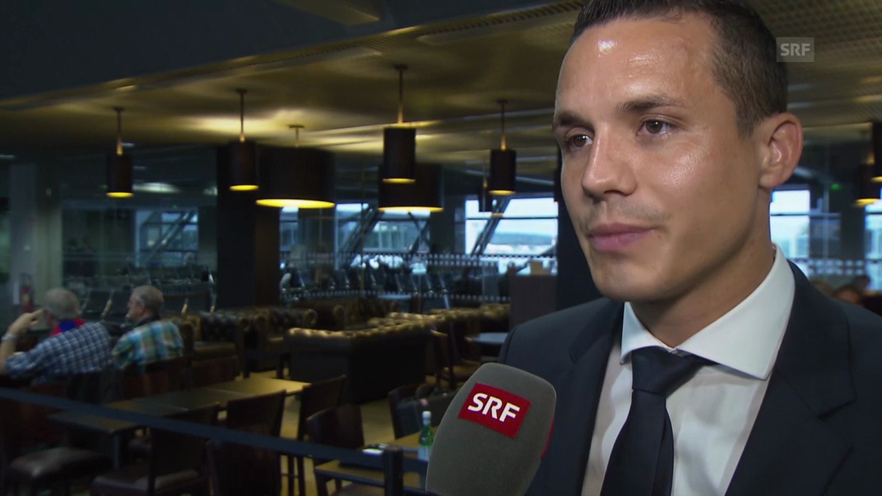 Fussball: CL, vor Ludogorets-Basel, Interview Philipp Degen