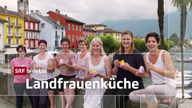 Video ««SRF bi de Lüt – Landfrauenküche» 4/7: Rita Kaufmann» abspielen