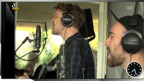 Video ««Gang jetz» - Dabu Fantastic live bei #MonAMZmorge» abspielen
