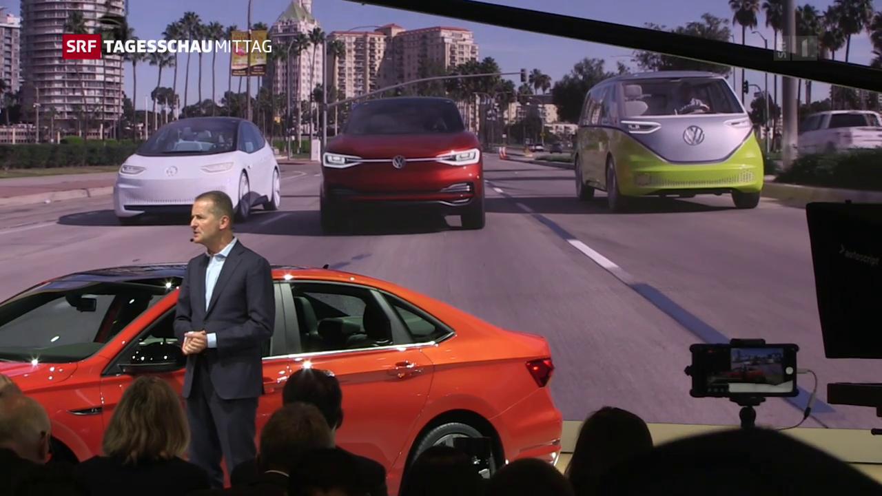 Neuer VW-Chef will Konzern grundlegend umbauen