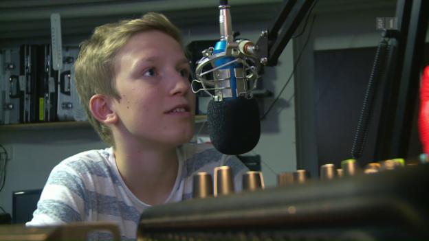 Video «Tom Surbeck: Das ist der Moderator von «G&G voll fresh»» abspielen