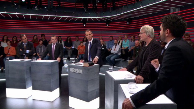 Video «Das heilige Land: Braucht die Schweiz die Rückbesinnung auf das Christentum?» abspielen