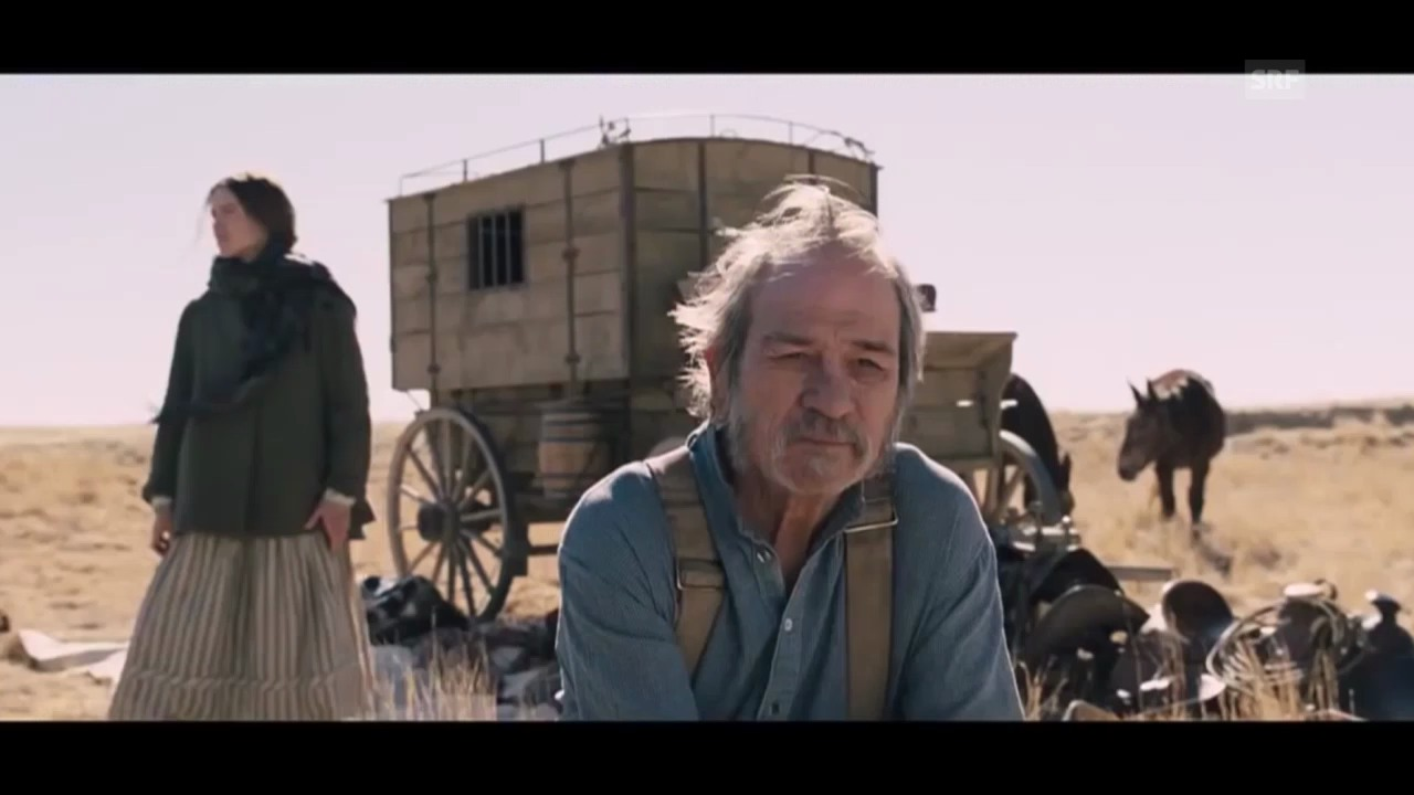 Trailer: «The Homesman»
