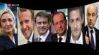 Video «Ein Jahr vor Präsidentschaftswahl: Frankreich in Aufruhr» abspielen