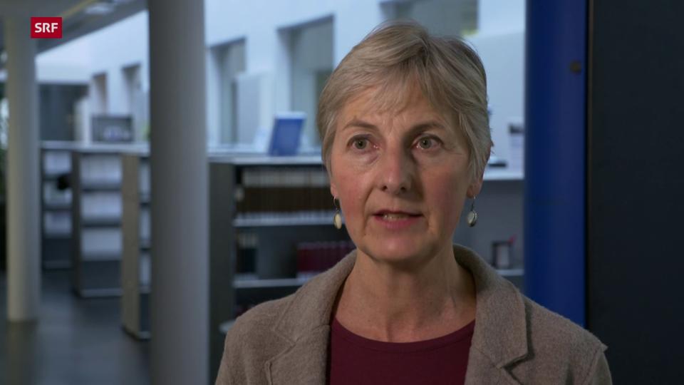 Karoline Mathys, Leiterin Bereich Marktüberwachung Swissmedic: «Die Impfstoffe werden nach der Zulassung weiter eng beobachtet.»