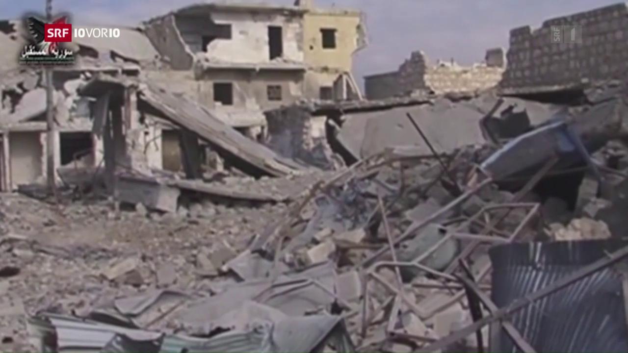 Aleppo ist gefallen
