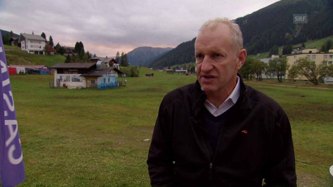 Ralph Krueger über sein Comeback als Coach