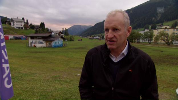 Video «Ralph Krueger über sein Comeback als Coach» abspielen