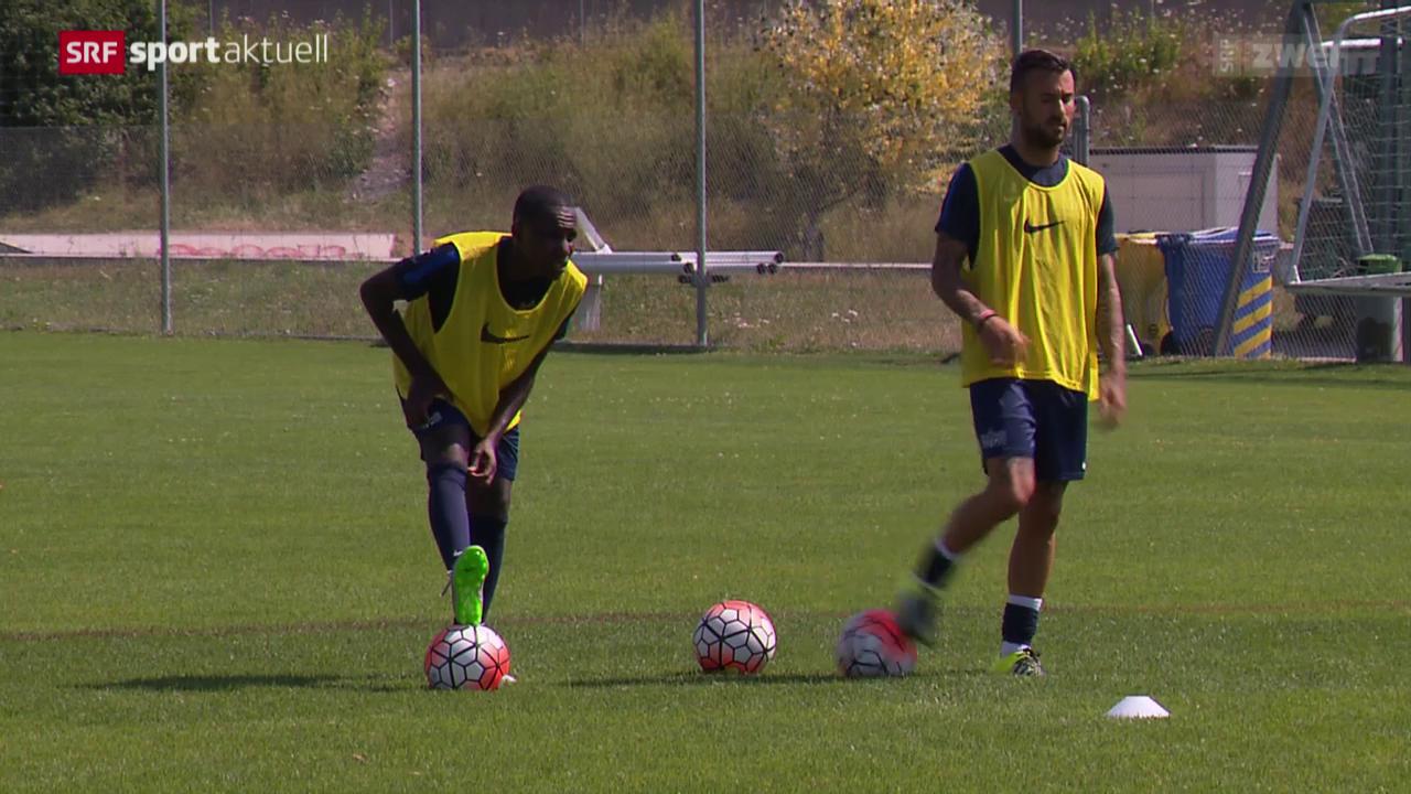 Fussball: Gilles Yapi und Cabral - Neuer Anlauf beim FCZ