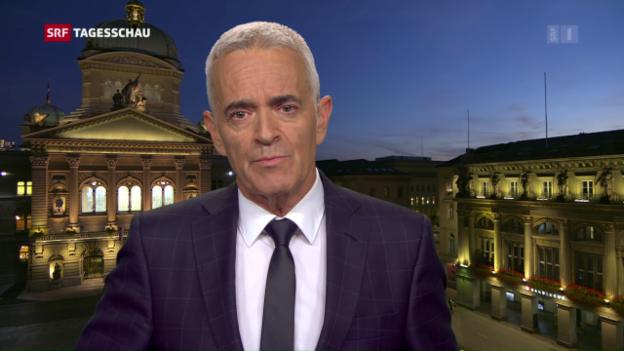 Video «Fritz Reimann zum Risikoentscheid Rentenalter 67» abspielen