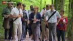 Video «Sommarugas Sommerspaziergang» abspielen