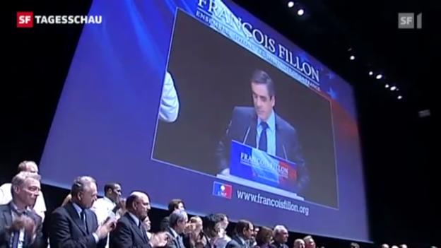 Video «UMP wählt neuen Chef» abspielen