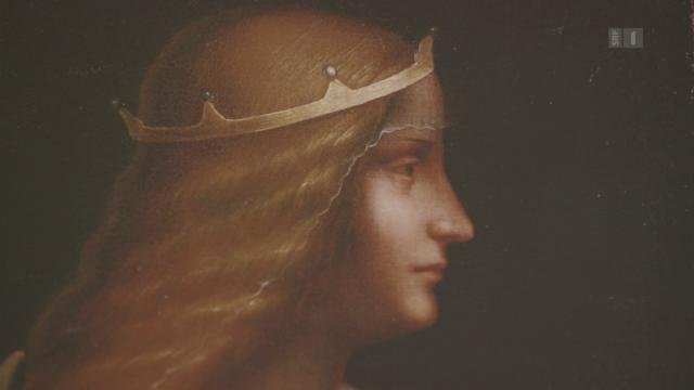 Video «Leonardo da Vinci und das Gemälde der Isabella d'Este» abspielen
